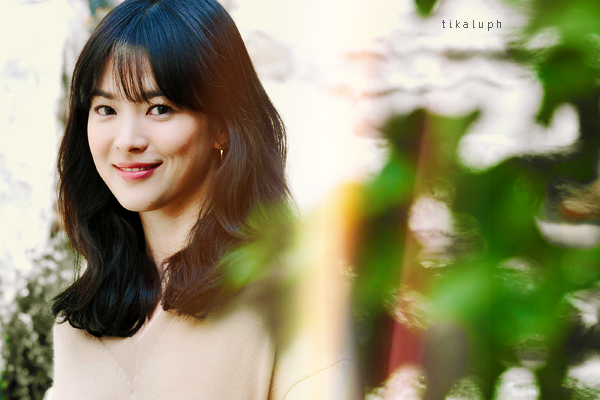 Song Hye Gyo Interview