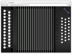 laughingsquid:  Web App Lets You Play Accordion by Resizing Your Browser Window