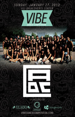 vibedancecompetition:  COMPETITION | CADC2013 VIBE 18 Dance Competition Get your presale tickets at http://vibedancecompetition.com/ticketsFollow us @VIBEDanceComp   IT'S TOMORROWWWWW