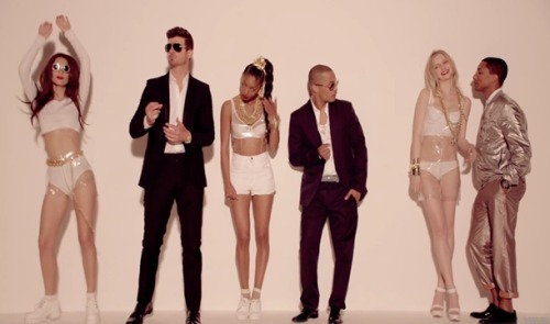 lovin' this song and these fellas hard robin thicke ++ ti ++ pharrell ++