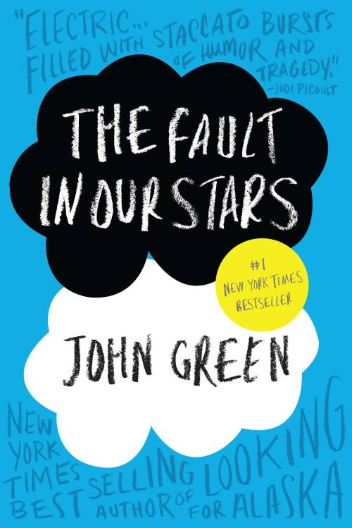 penguinteen:  You can vote for John Green (Author of the Year) and THE FAULT IN OUR STARS (Book of the Year) every day until 5/3 over at the Teen Choice Book Awards! Have you been voting?