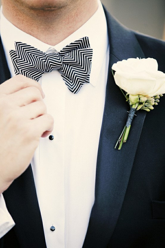 (vía For the Groom)