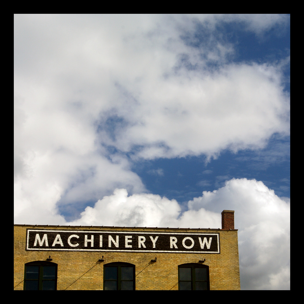 Machinery // wisconsin