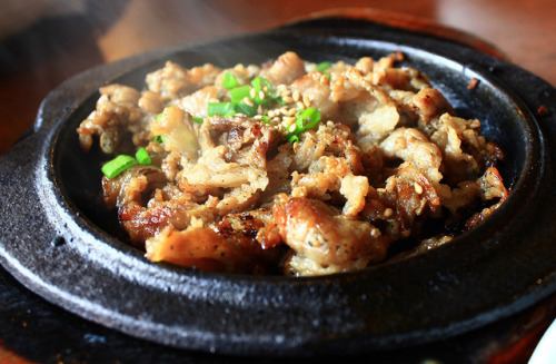 Beef Bulgogi by allthatkorea on Flickr.