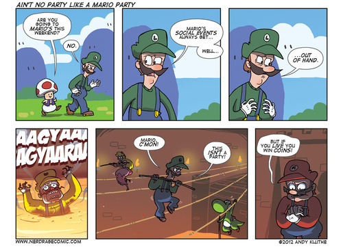 Mario party is darker than I recall - Imgur