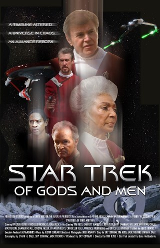 I'm watching Star Trek: Of Gods and Men                        Check-in to               Star Trek: Of Gods and Men on GetGlue.com