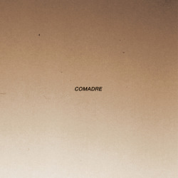 "Comadre - Self-Titled [[MORE]] In most introductory film theory classes, students learn about something called the ""auteur theory."" It holds that the director is the primary creative force or ""author"" of a film. It has been modified in recent years to focus more on filmmakers who take on multiple roles, like writer/directors such as Kevin Smith and Quentin Tarantino. However, the theory is frequently debated due to the sheer volume of creative roles that exist in film. Costume designers, cinematographers, composers, and even actors all have a hand in the final product, and the overall tone and image of a film (this is recently evidenced by multiple critics noting the lack of Sally Menke's editing hand in Tarantino's latest film Django Unchained). While, the theory may not hold for film, it may hold true for Bay Area mainstays Comadre, especially on their latest self-titled album. Looking at the liner notes, there is exactly one outside name (band photographer and trumpeter on ""Drag Blood"" Lev Perry). All the instruments were played by the band's five members' all the production was done by guitarist Jack Shirley (at Shirley's own Atomic Garden Studios no less); even the photography and layout were done by vocalis, Juan Gabe. The end result is an album 100% made on Comadre's terms in both sound and appearance, and it's 100% fantastic.  While most of Comadre's previous work is a frantic, fast paced cacophony, their latest effort is far more mellow, perhaps even poppy. While tracks like ""Cold Rain"" could fit nicely on their older work, there's a slew of pieces breaking new ground for the band. ""Summercide"" channels the band's more traditional emo influences right down to the piano and organ rounding out the sound. Branching out further, the band feature a heavy western sound on ""Drag Blood,"" which could be a modern soundtrack to an outlaw gunfight. The oddity of the record is that the more traditional songs (featuring heavier melody and more standard verse/chorus structure) are the more unusual for Comadre, yet they are no less fitting or powerful.  Perhaps more than a particular sound, Comadre's hallmark has been meticulous attention to detail. Taking most of 2012 to write and record their self-titled, Comadre set no schedule and held themselves to no expectations. This could easily have resulted in an album of strange, self-indulgent experimentation; the closest the band let themselves come is ""Untitled"" which clocks in at 3:31 (incredibly long by Comadre standards) and features crashing percussion, organs and even a saw but no vocals. But Comadre craft the album with masterful form, never allowing anything to stray too far, or allowing any track to alienate itself from the album as a whole. While the album definitely highlights the journey, with each track forming its own sound and narrative, the album clearly has a destination which keeps new sonic elements and styles from frivolity and meandering about.  Even though it's vastly different from their previous work, it's hard to call 2013's self-titled record experimental, as Comadre have long been known for experimenting. The band itself have always felt like a bit of an experiment; compiled from the remnants of other Redwood City bands, featuring two sets of siblings, releasing series of free mixtapes (often with new and unreleased material) and focusing on a tireless DIY ethic (it's like an anti-Oasis). Their self-titled album reflects this makeup perfectly. This is an album made by people who don't want to rehash what they've been doing for 15+ years and are just as willing to try new things as they are to admit when something doesn't work. It's an album that is just as diverse as it is focused and it's an amazing way to start 2013.  - Punk News"
