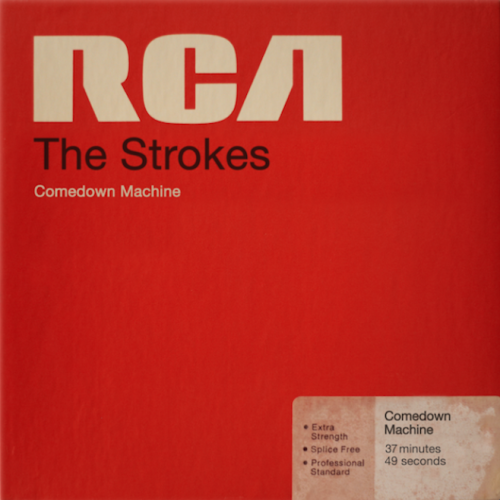 Listen to the Strokes new album Comedown Machine right now via Pitchfork Advance.