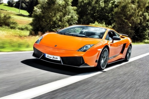 Superleggera via Keno Zache