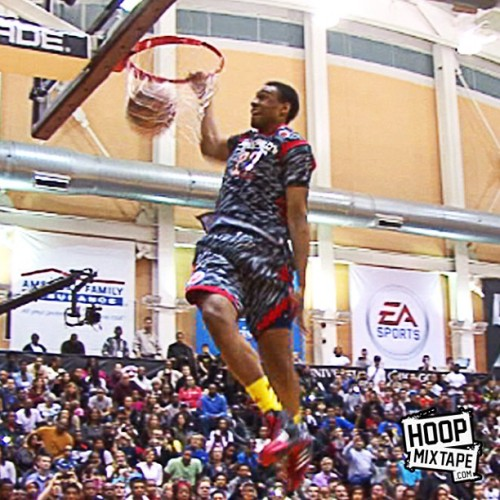 hoopmixtape:  Watch Jabari Parker put on for his city on #hoopmixtape #chicago #mcdonalds