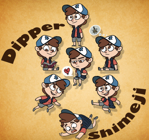 courtofkattington:  Hey Gravity Falls Fans!I got on a bit of a Shimeji kick the other day and decided to make Little Dipper for you guys:http://www.mediafire.com/?3r5fbs51cxb9agtYou'll need 7-zip or Winrawr to open it, and you'll need Java to run it But after that you can watch him go on adventures on your screen, watch him read, think about the mysteries of your desktop and get annoyed about the amount of status updates a certain jerk posts, and fly around your screen!!  D'awww, look at this little critter!  He totally puts my Mabel to shame. :D