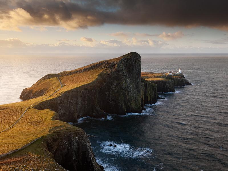 xusa4life:  Neist Point by *TobiasRichter