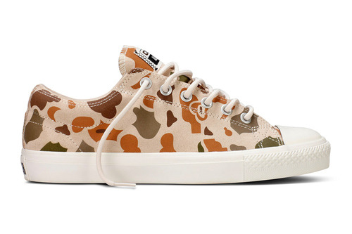 "hypebeast:  CONS 2012 Winter CTS Ox ""Camo"""