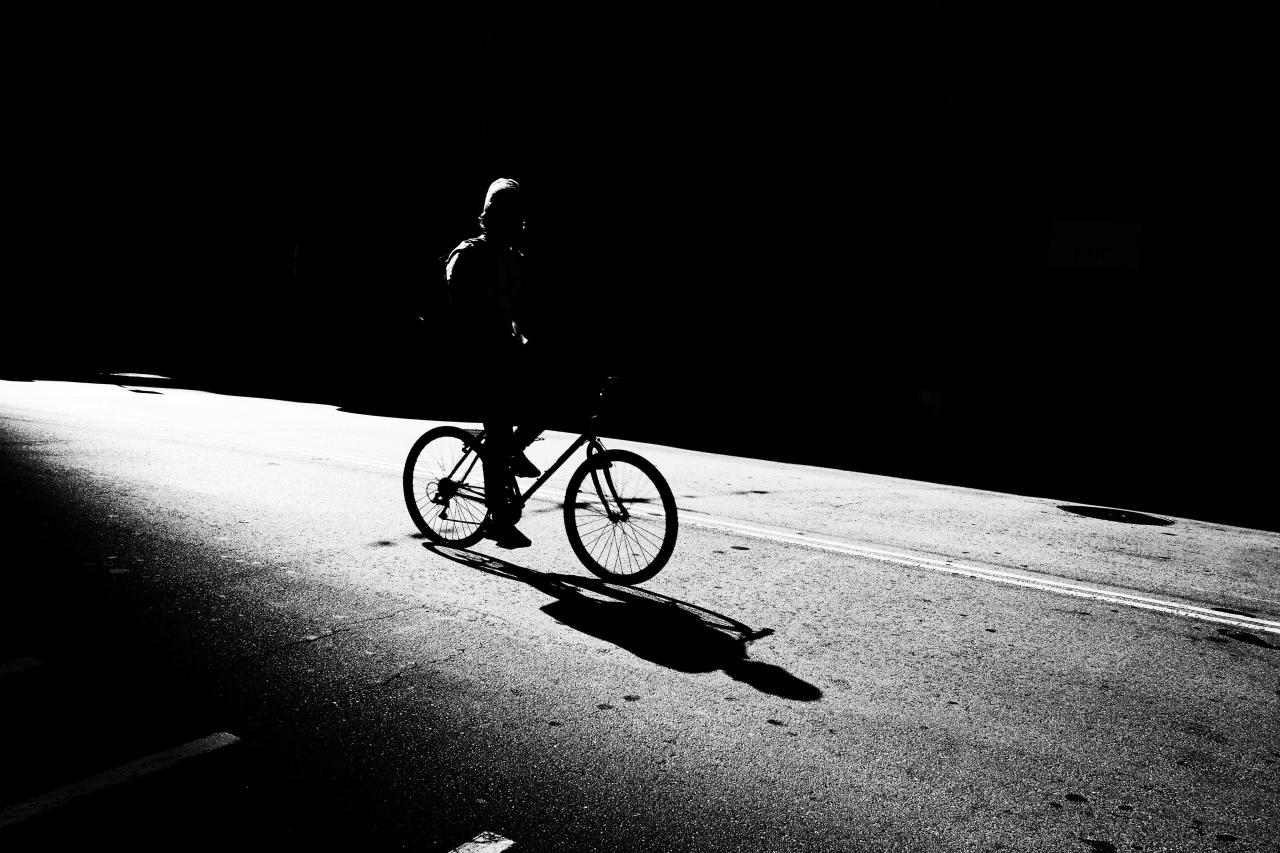 Cycling through the city via /r/streetphotography https://ift.tt/3qoKSxw #street