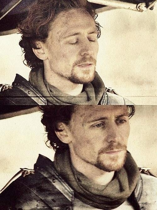 siarathewriter:  Because you needed some sexy Tom as Henry V on your blog