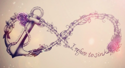 infinity76:  i refuse to sink | Tumblr on We Heart It - http://weheartit.com/entry/49015655/via/76infinity
