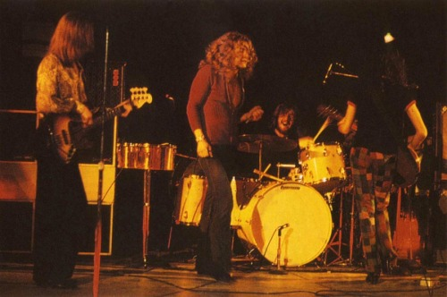Led Zeppelin, 1970.