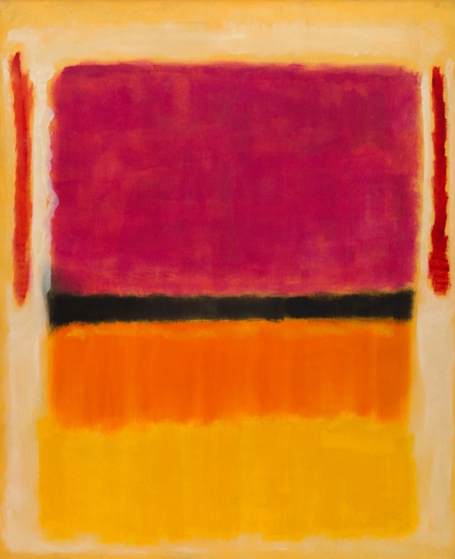 """Untitiled"" by Mark Rothko (1949)"