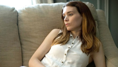 All horror and suffering wrought from Kate Mara's performance in House of Cards is countered by Rooney Mara's wonderful work in Side Effects. See Side Effects.