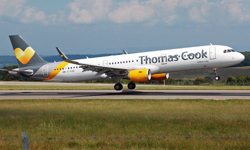 discover the world ian murray oliver widmann thomas cook thomas cook airlines