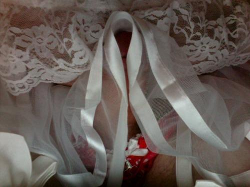 Red cherry panties