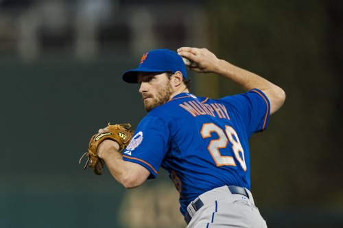 Player of the Series: Daniel Murphy (4-4 today) 4-Game Total: 10-for-16, 3 RBI, 4 R, 1 BB, 1 SB