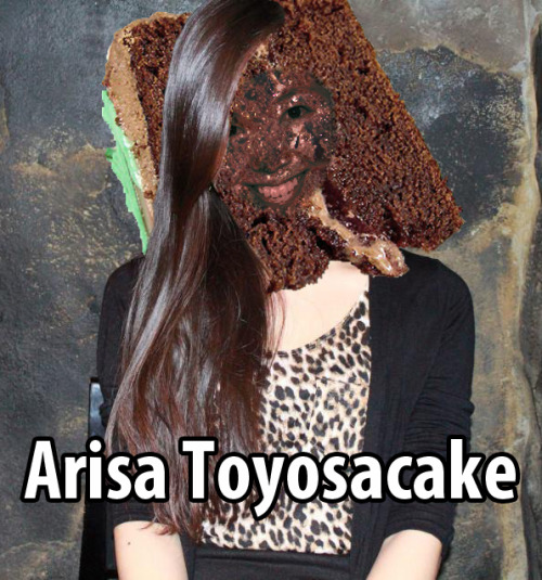 Arisa Toyosacake Sent from my ryePhone