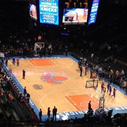 The Mecca. (at Madison Square Garden)
