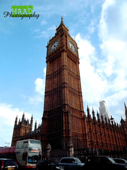 www-haadphotography:  Big Ben, Westminster, London. #London #BigBen #Photography #Instagram