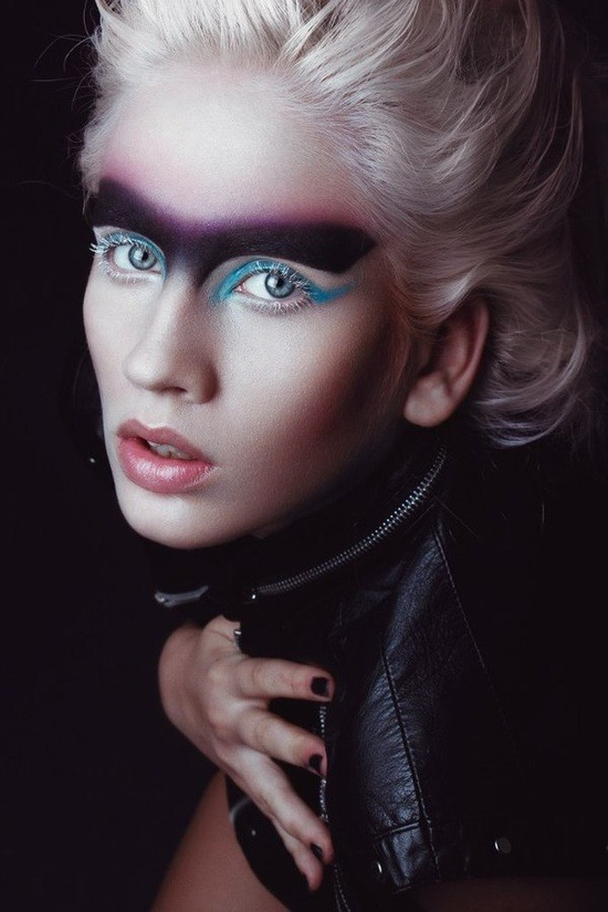 make-up-is-an-art:  SIRIUS by Yuriy Luka