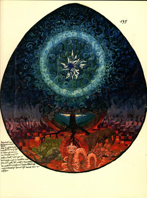 loquemegustasaber:  The Red Book, Carl Jung