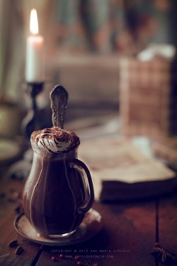 weeheartfood:  Spicy Hot Chocolate | Just Love Cookin'