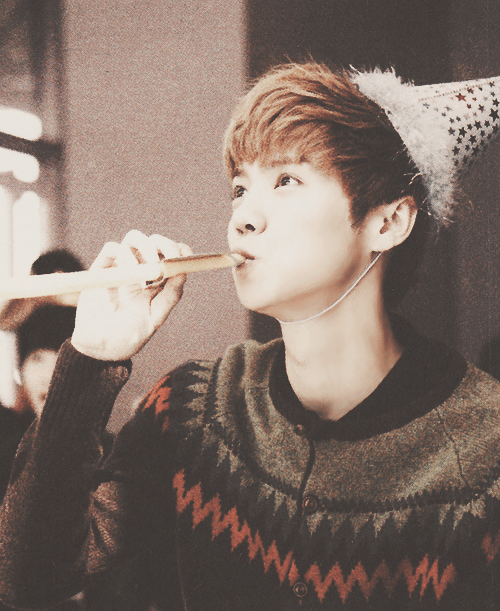 """Dreams, they're amazing things."" — Luhan"