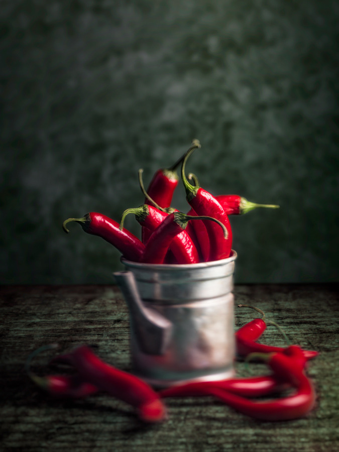 foodografia:  Chili Peppers