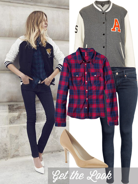 How to Wear:: Baseball Jackets