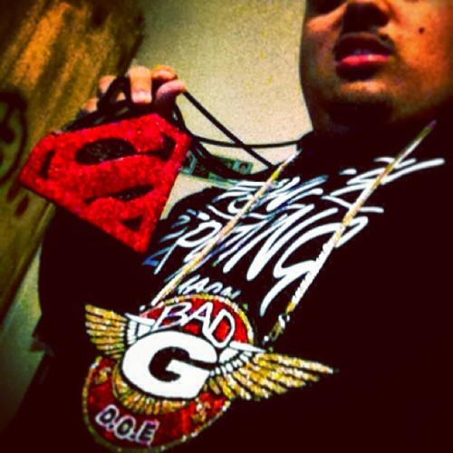 #throwback lol #badguy #doegetta #superman #dc #comics #claydope #driptbeatz #beats #rapper #maclife #20916