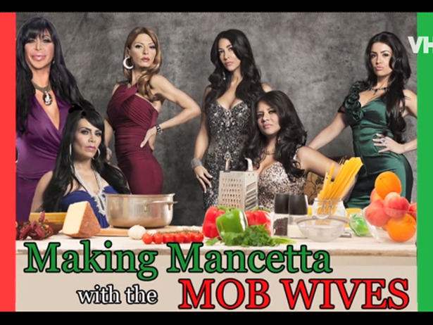 "VIDEO EXCLUSIVE: Learn how to make ""manchetta"" from the Mob Wives."