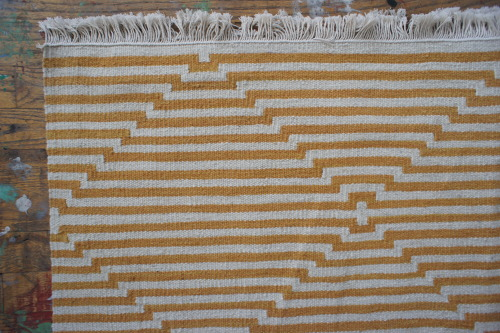 Kilim rug by AELFIE. 4x6. On sale. brooklyn, nyc.