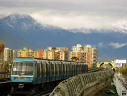 Santiago, Chile   (Where I am right now)