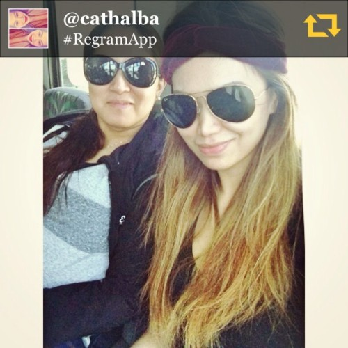 RG @cathalba: Out with my preggy sissy @ziela08  #LA #california #US #sisters #regramapp (at holiday inn)