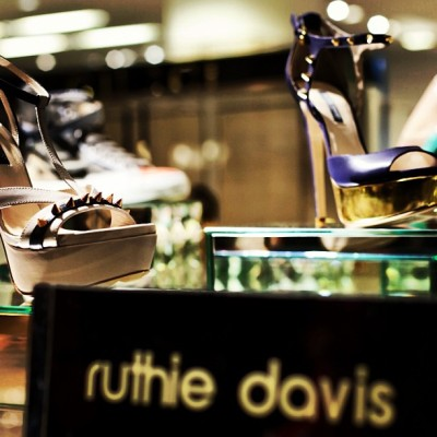 Check out the @Ruthie_Davis S13 Collection now at @Bloomingdales 59 St. in #NYC or Century City, #LA! XO