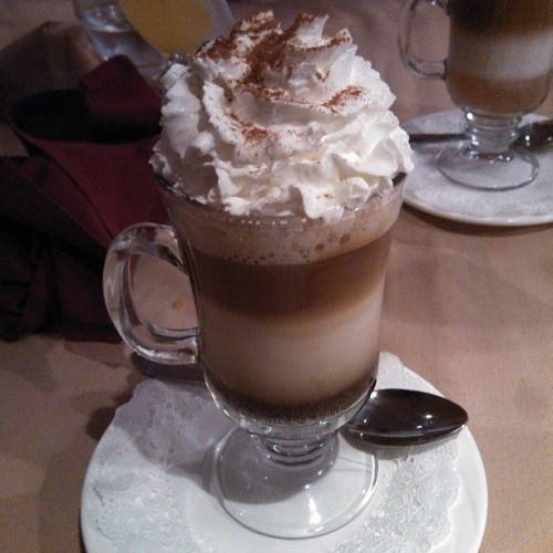 Mexican coffee <3 ugh I need this right now. #Addicted