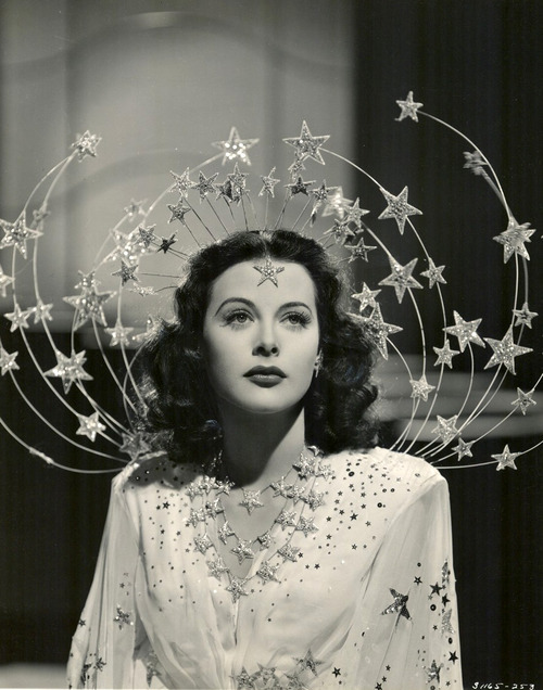 Hedy Lamarr in Ziegfeld Girl (1941).