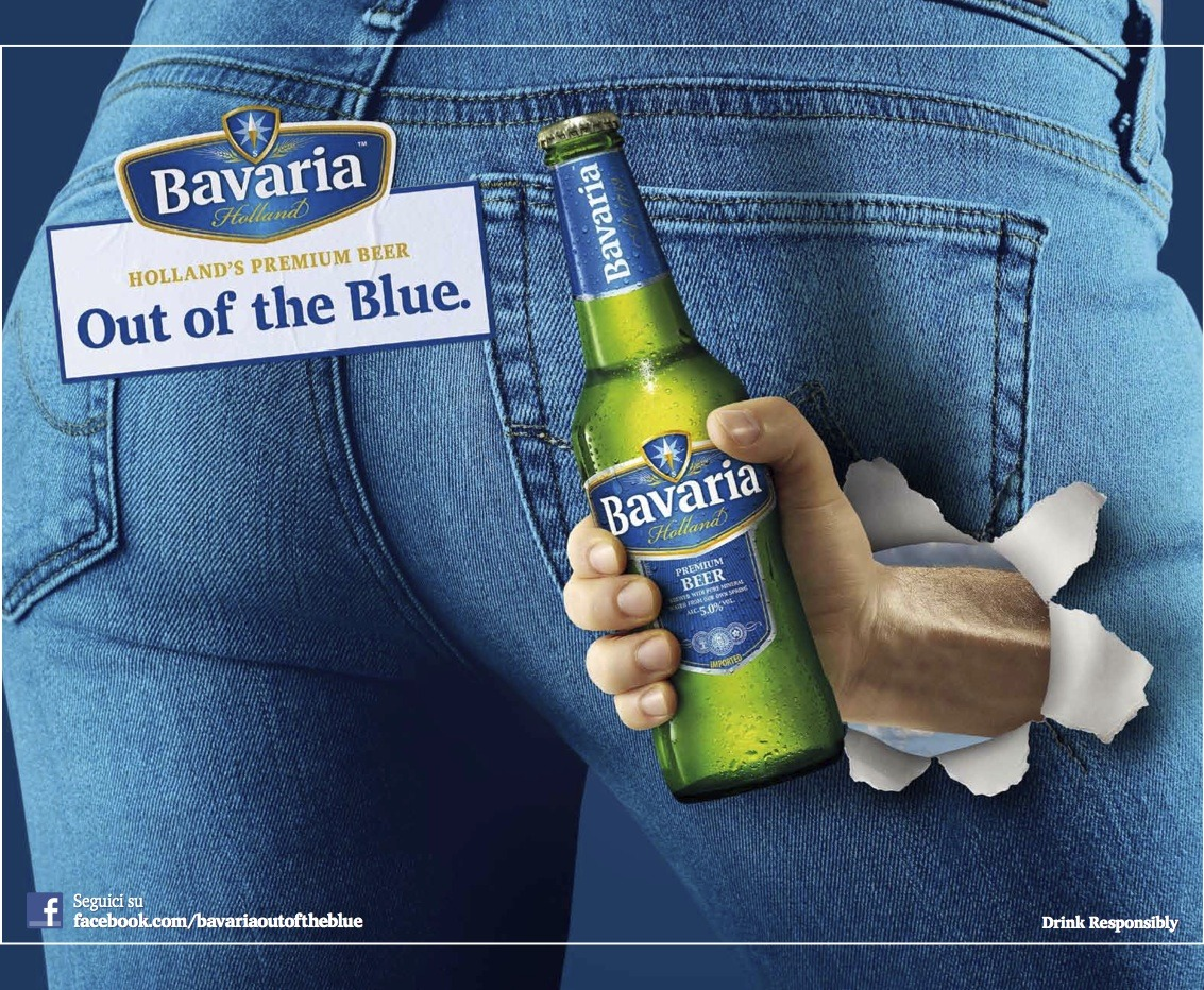 Campagna Outdoor - Bavaria - Out of the Blue
