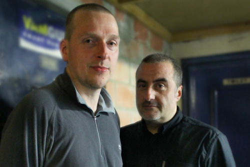 New Godflesh interview: link