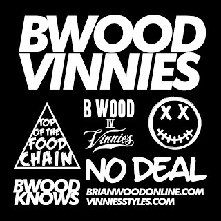 BWOOD x VINNIES