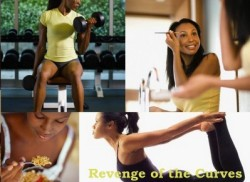 Revenge of the Curves is a Beauty, Health and Fitness blog for curvaceous women who want to keep it that way.