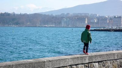 cityofsound: Notes on Geneva. A Walk. …  This was the first time I'd done such a drift aided by the iPhone's GPS+Google-driven 'certainties', and it worked well, enabling me to embark in broadly the right direction, veering off aimlessly onto the most interesting-looking streets whilst reacquainting myself with the optimum route every now and then; a kind of waggle dance back and forth, following invisible satellites…