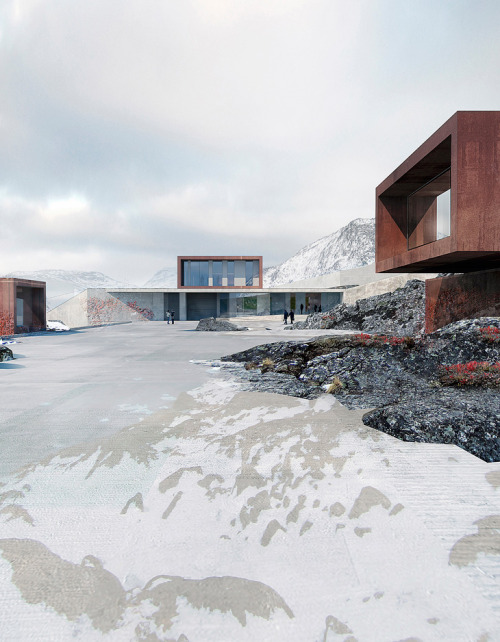 New Correctional Facility in Greenland by Schmidt Hammer Lassen
