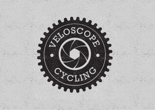 rkrishnamani:  An identity project for my buddy who is into pro cycling. Veloscope is a business he runs which is mainly into capturing pictures of various cycling events that happen around the city.